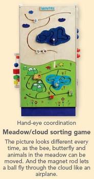 HABA Multi-Play Activity Tower, 109593