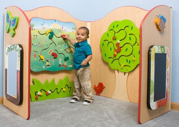 Growing Garden Activity Play Station