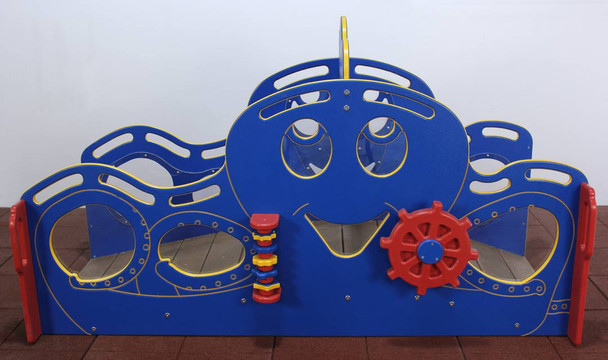 Oscar the Octopus' Infant Playstation, Bright Colors, for Outdoors or Indoors 1