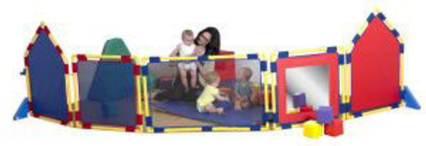Baby Corral Play Panel Set