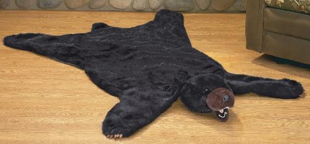 Carstens Black Bear Rug 1