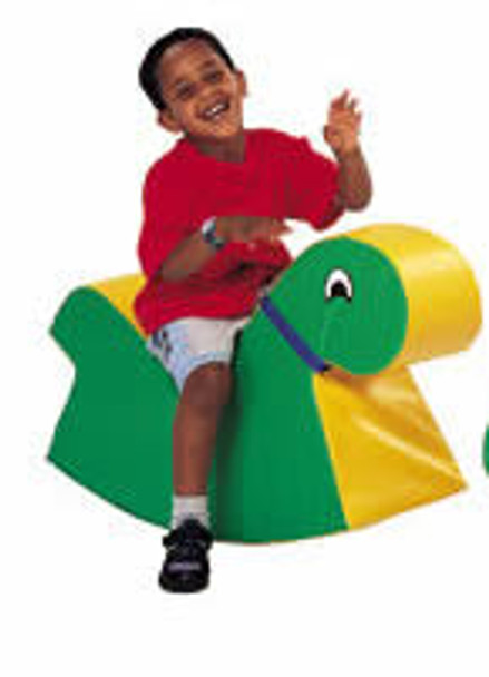 Children's Factory Big Rocky Soft Ride On 1