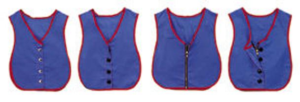 Children's Factory Dressing Vests 1