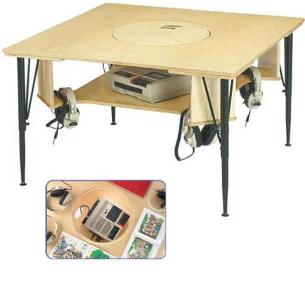 Jonti-Craft Jonti Craft Classroom Blanca Table 1