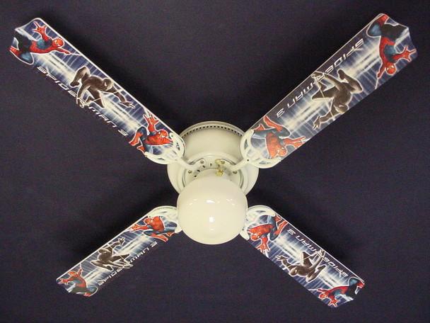 """Amazing Spiderman 3 Ceiling Fan 42"""" 1"""