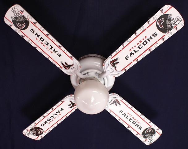 "NFL Atlanta Falcons Football Ceiling Fan 42"" 1"