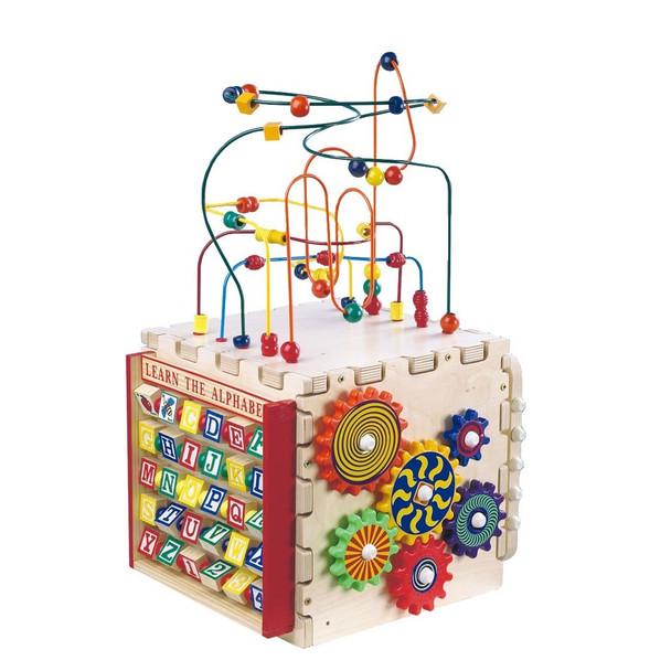 Deluxe Mini Play Cube 2