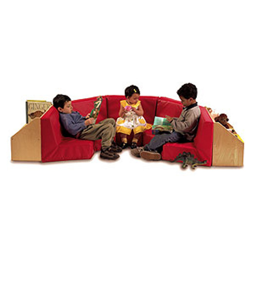 Whitney Brother Reading Nook (5 units shown) 1