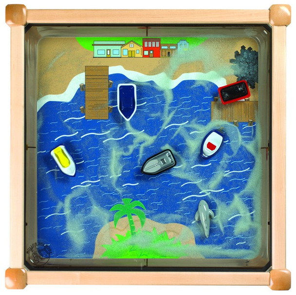 Ocean Magnetic Sand Table