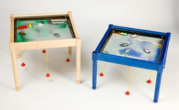 Car/Truck & Ocean Magnetic Tables Shown