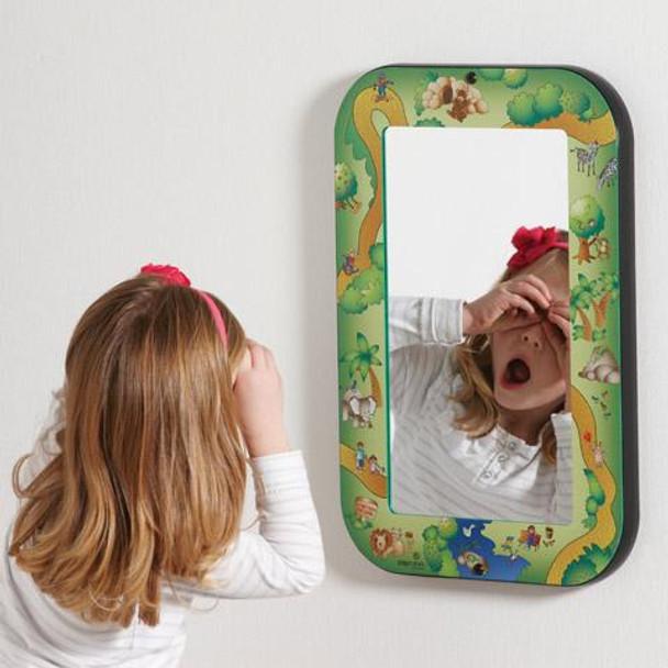 Safari Wall Mirror