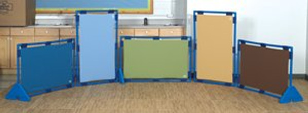 Rectangular Woodland PlayPanels® – Set of 5