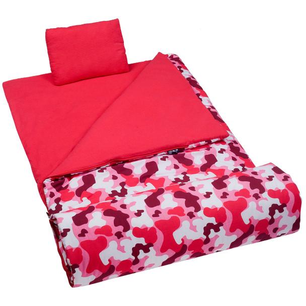 Camo Pink Sleeping Bag