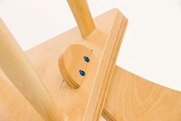 Children's Furniture Company Leaf & Animal Shape Chairs
