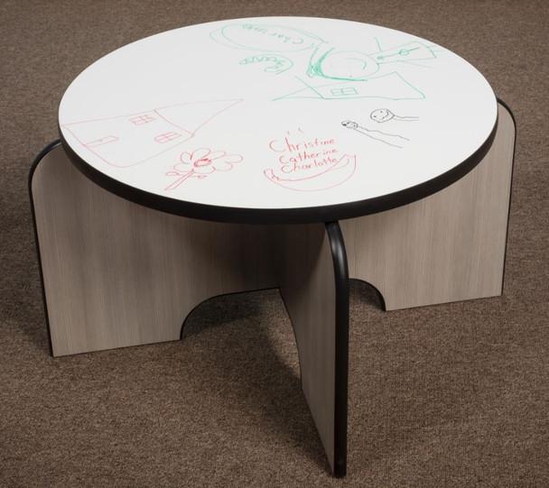 Brainstorming Idea & Creativity Drawing Table 1