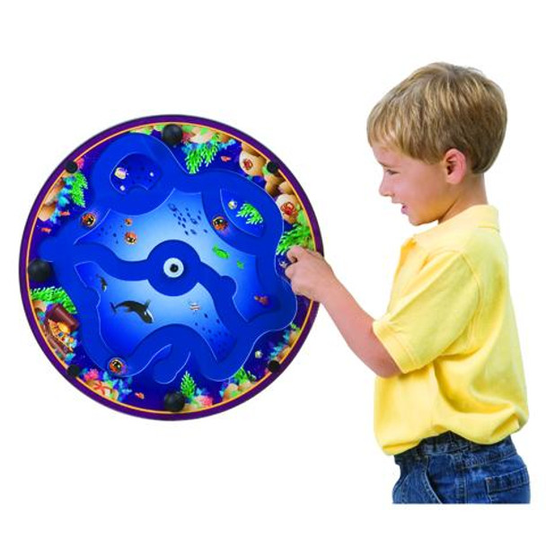 Fishin' A-Round Wall Toy