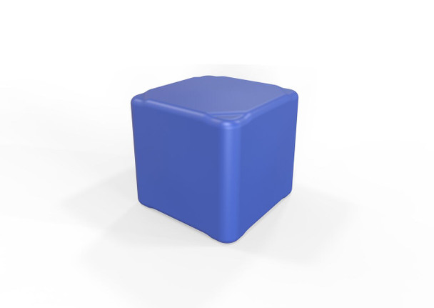 Eco Cube Seating - Blue