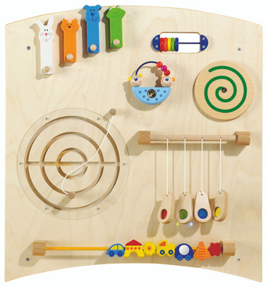 Haba Learning Wall Curve Wall Toy Waiting Rooms