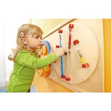 Haba Sensory Wall Glitter Rods Wall Panel Toys