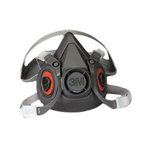 3M 6200DD Respirator for Organic Vapors