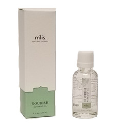 M'lis Nourish Nutrient Oil Box with Glass Bottle 1 oz.