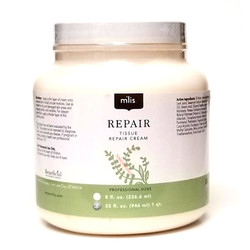 M'lis  Repair Tissue Repair Cream 32 fl. oz. (946 ml) 1 qt.