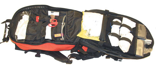 Conterra Longbow Emergency Operations Pack [Inside]