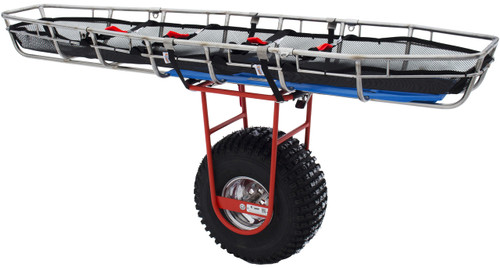 Cascade Rescue Advanced Series - Terrain Master Litter Wheel