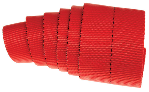 "PMI 2"" Inch Tubular Webbing By the Yard Or Spool"