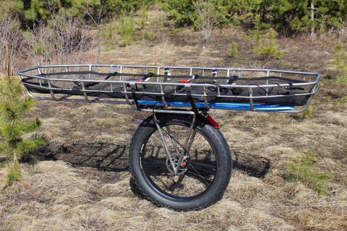 Terra Tamer Litter Wheel on Pro Series Litter