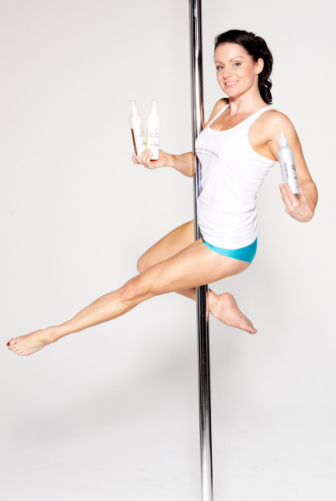 Perfect pole skin - 3 steps to skin that grips & looks it's best on & off the pole!