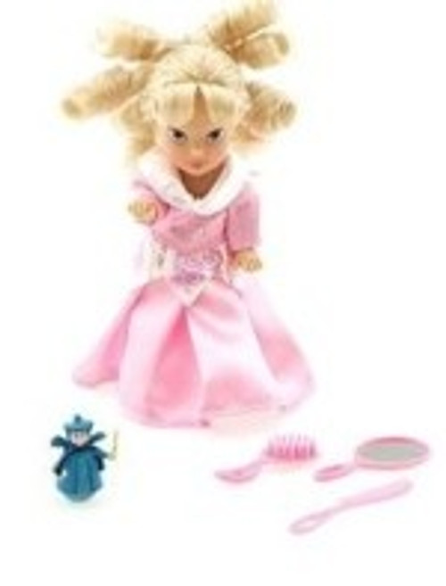 Disney Sleeping Beauty 4'' Little Princess Doll Play Set (TOY)