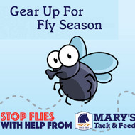 Gear Up For Fly Season