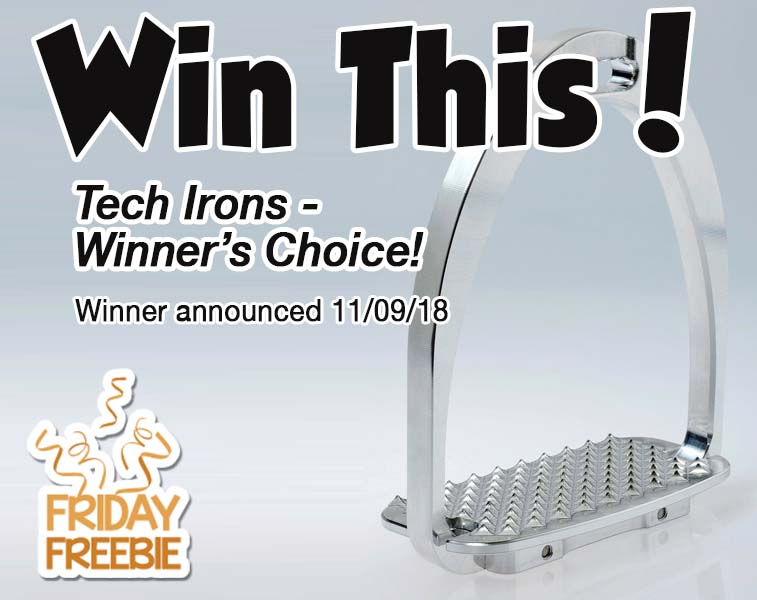 Enter To Win - Friday's Freebie!
