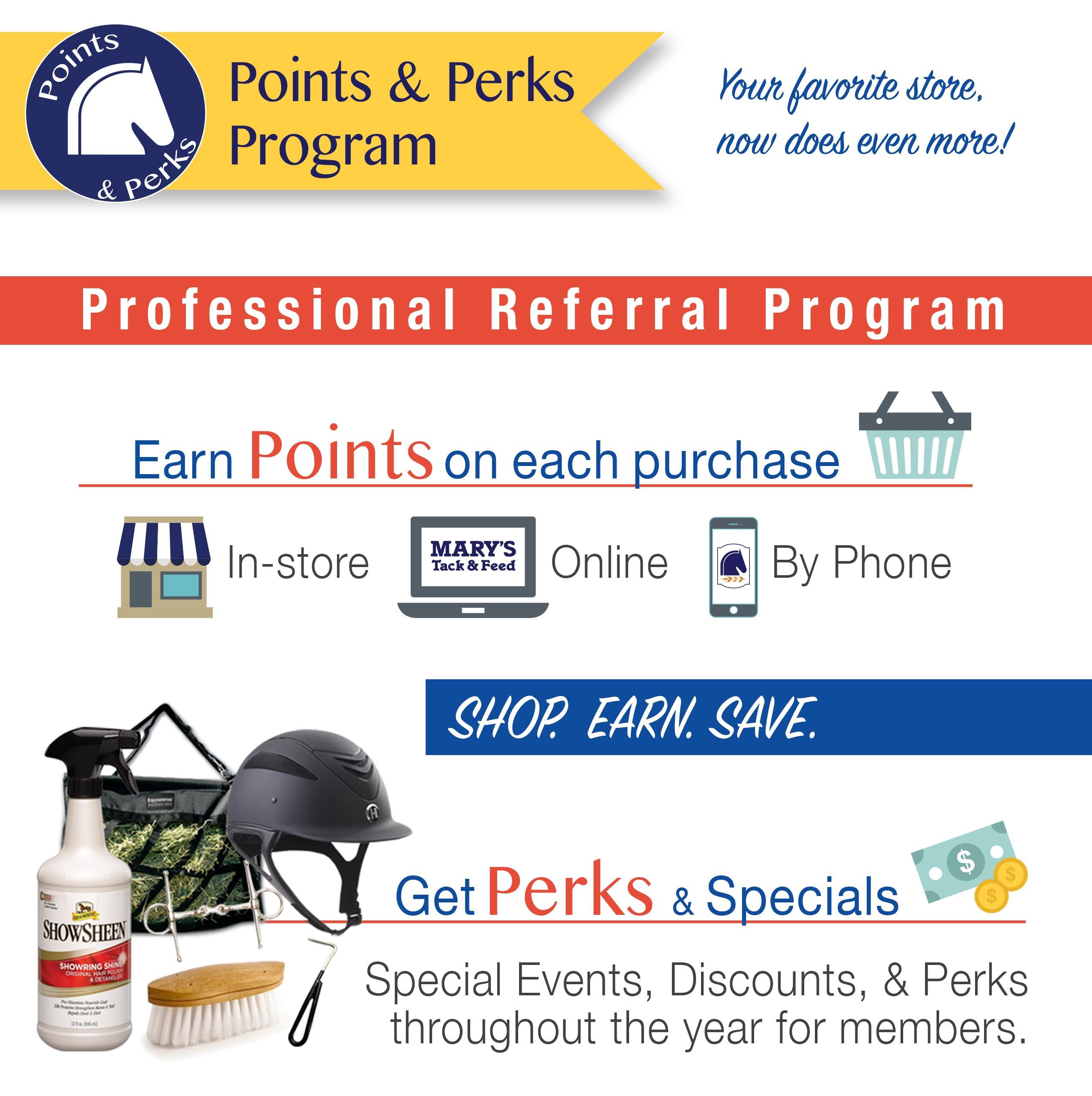 Professional Referral Program