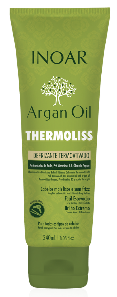 Inoar Thermoliss Argan Oil - 240ml