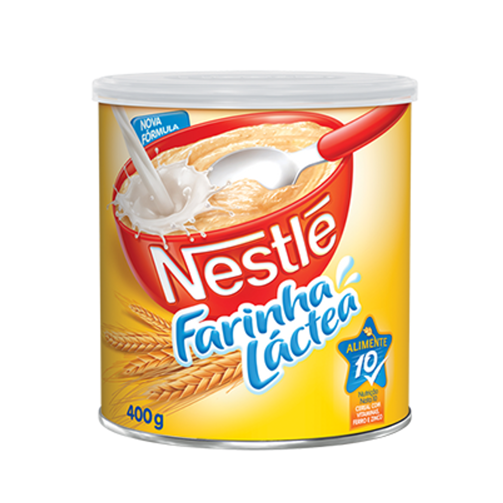Farinha Lactea Nestle