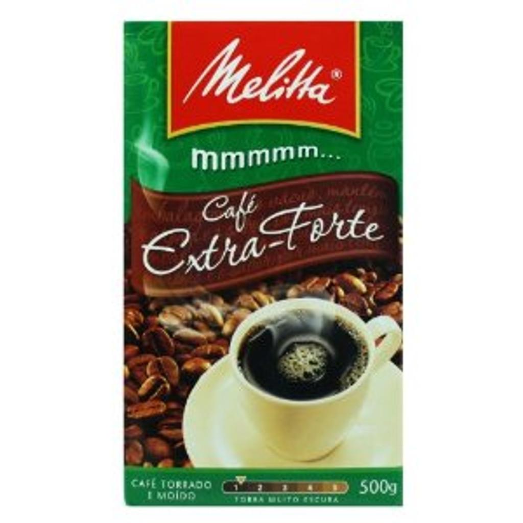 Coffee Mellita Extra Forte - 500g