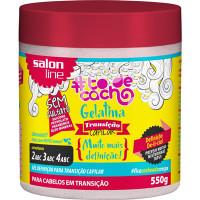 Salon Line To de Cacho (Gelatina Transição Capilar) 550g
