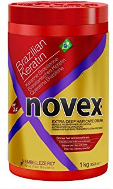 Novex Creme de tratamento profundo 1 Kg