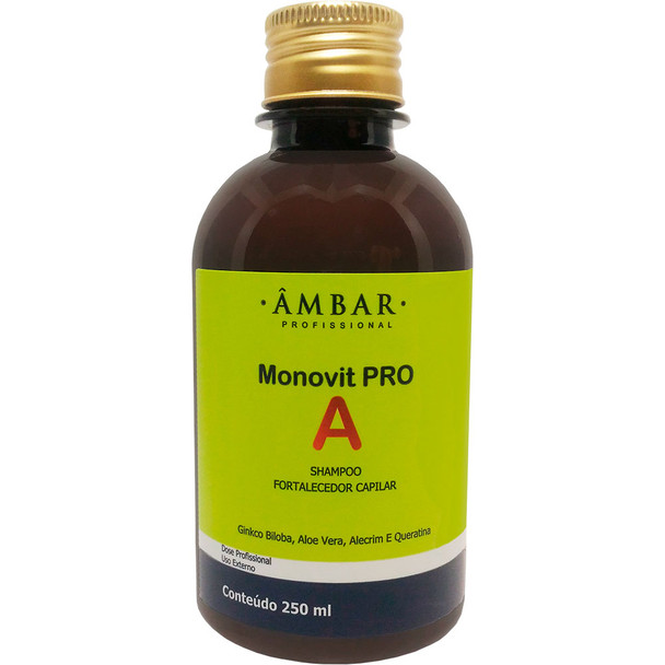 Monivit Pro A Shampoo Fortalecedor Capilar 250 ml