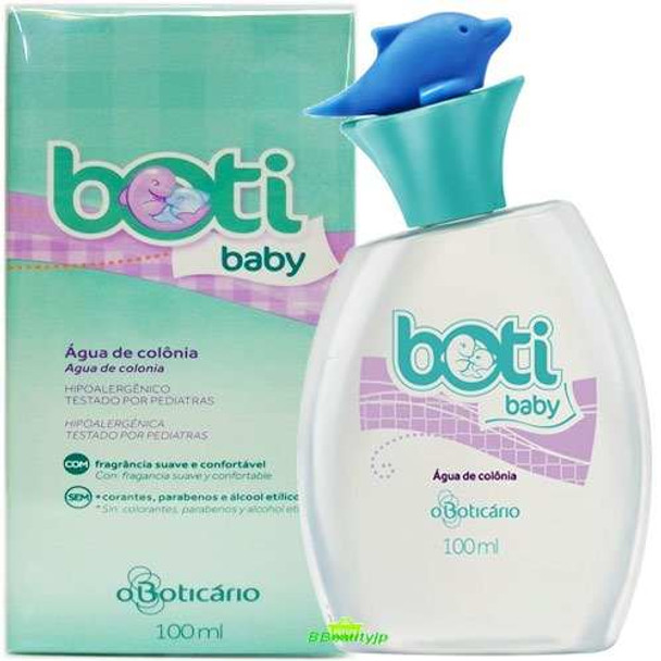 Agua de Colonia Boti Baby