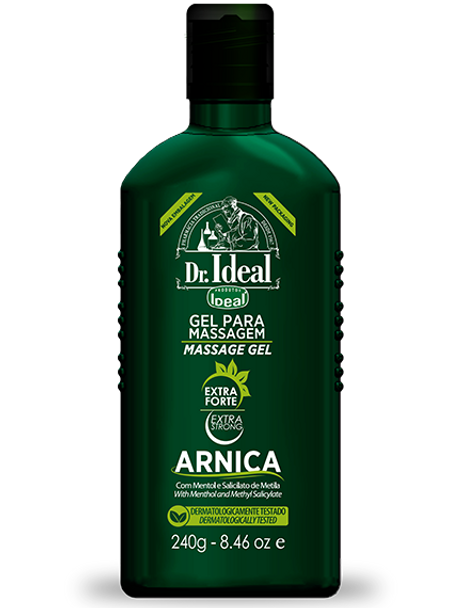 Arnica Gel 240g - Dr. Ideal