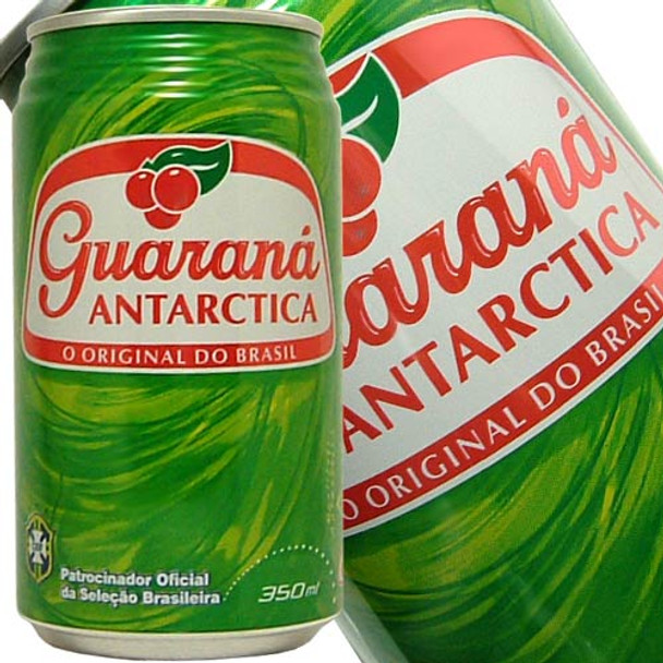 Guarana Antartica Can - 335ml