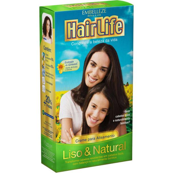 Hairlife - Straight & Natural Kit