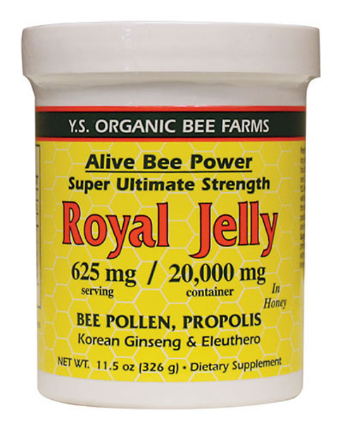 Royal Jelly with Bee Pollen and Propolis - 326g