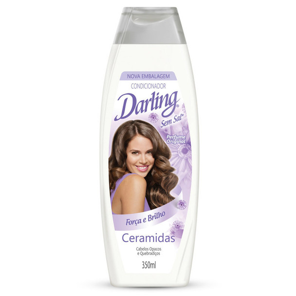 Condicionador Darling Ceramidas -350ml