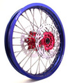 """Warp 9 Wheels with D.O.T Dual Sport Tires (21"""" Front / 18"""" Rear)"""