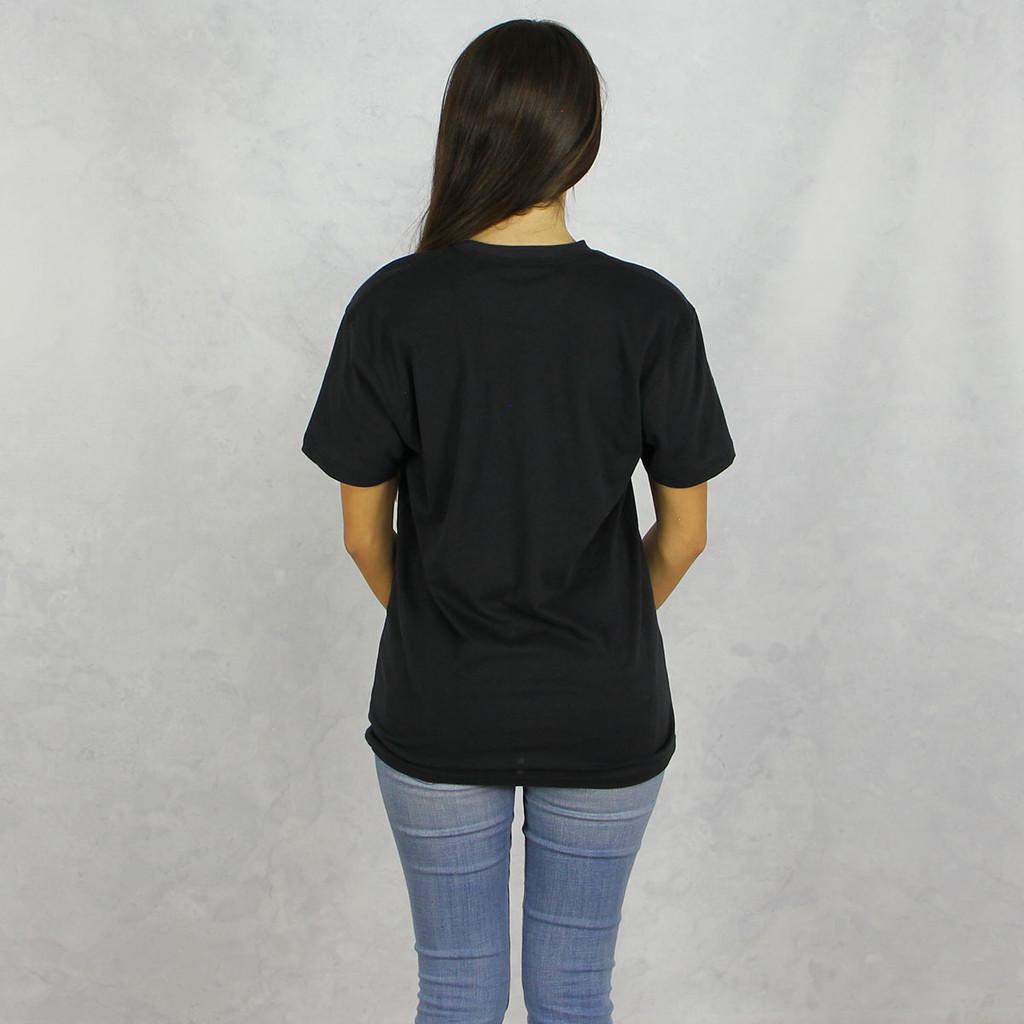 Kappa Alpha Theta Short Sleeve T-Shirt in Black Back