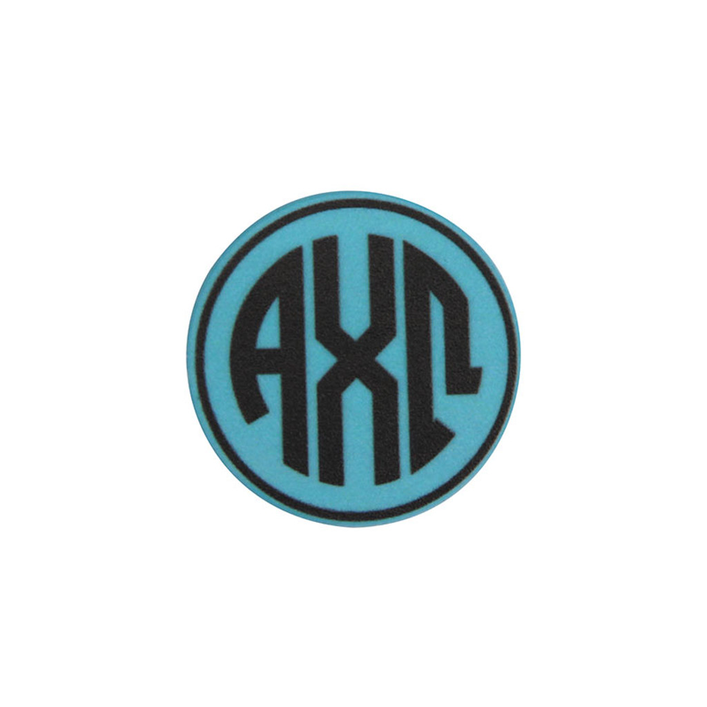 Alpha Chi Omega Phone Grip in Mint Top